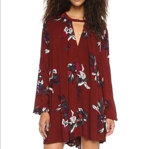 Free People | Floral Tunic / Dress